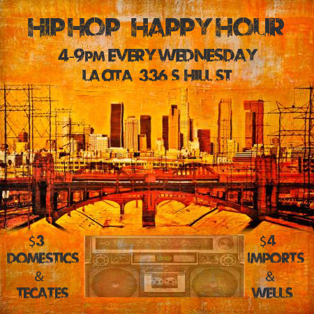 Hip Hop Happy Hour Generic